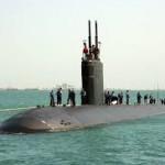 Submarine and Crew