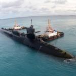 Submarine Mooring